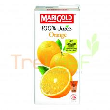 MARIGOLD 100% FRUIT JUICE ORANGE (1L)