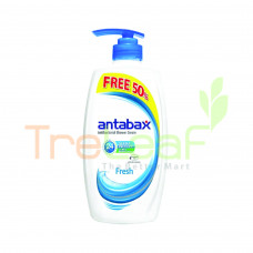 ANTABAX SHOWER CREAM FRESH 650ML+50%