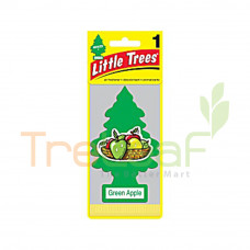 LITTLE TREE CAR FRESHENER GREEN APPLE