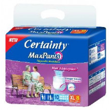 CERTAINTY MAXPANTS REGULAR PACK XL