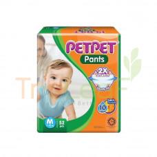 PETPET PANTS JUMBO PACK M (ST)
