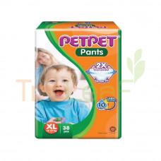 PETPET PANTS JUMBO PACK XL (ST)