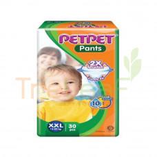 PETPET PANTS JUMBO PACK XXL  (ST)
