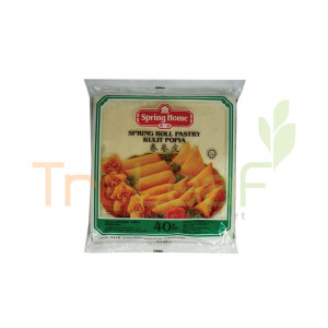 SPRING HOME SPRING ROLL PASTRY KULIT POPIA 8 1/2