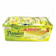 ALPELLA LAYER CAKE PANDAN (8GMX24)