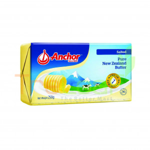 ANCHOR SALTED BUTTER (250G)