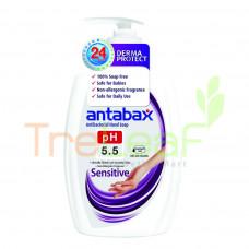 ANTABAX HAND SOAP SENSITIVE 450ML