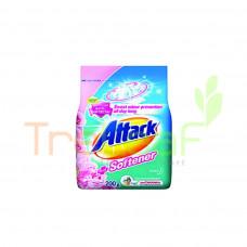 ATTACK DETERGENT PLUS SOFTENER (200GX24)