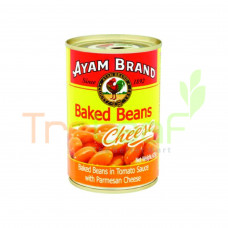 AYAM BRAND BAKED BEANS CHEESE 425GM