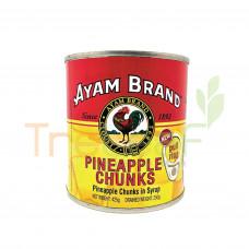 AYAM BRAND PINEAPPLE CHUNKS 425GM