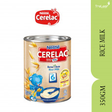 NESTLE CERELAC FE RICE MILK 350GM