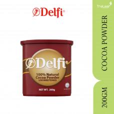 DELFI COCOA POWDER 200GM