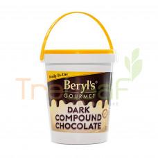 BERYL'S DARK LIQUID COMPOUND 1KG