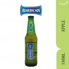 BARBICAN APPLE 330ML