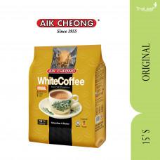 AIK CHEONG 3 IN 1 WHITE COFFEE ORIGINAL (40GMX15'S)