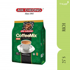 AIK CHEONG COFFEE MIX 3IN1 RICH 24(20GMX25'S)