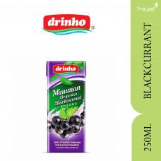 DRINHO BLACKCURRANT 250ML