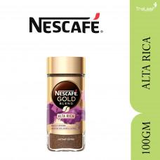 NESCAFE GOLD ORIGINAL ALTA RICA 100GM