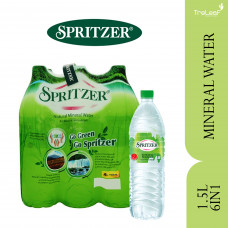 SPRITZER MINERAL WATER (1.5LX6'S)