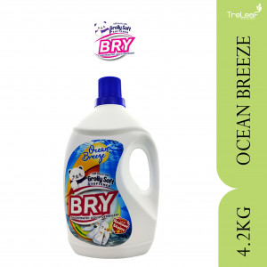 BRY OCEAN BREEZE DETERGENT WITH GROLLY SOFT 4.2KG