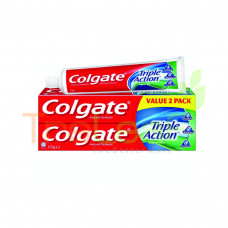 COLGATE TOOTHPASTE TRIPLE ACTION 175GM