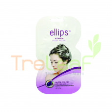 ELLIPS HAIR MASK TRIPLE CARE PURPLE (20GM)