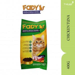 FADY CAT FOOD CHICKEN TUNA 400GM