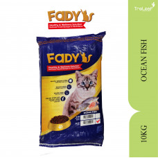 FADY CAT FOOD OCEAN FISH 10KG