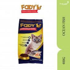 FADY CAT FOOD OCEAN FISH 400GM
