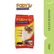 FADY CAT FOOD OCEAN SEAFOOD 400GM