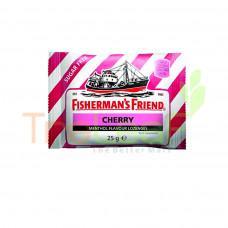 FISHERMAN'S FRIEND SUGARFREE CHERRY 25GM