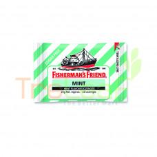 FISHERMAN'S FRIEND SUGARFREE MINT (25GX24)