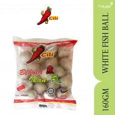 CILI WHITE FISH BALL 160GM