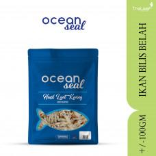 OCEAN SEAL IKAN BILIS BELAH (+/-100GM)
