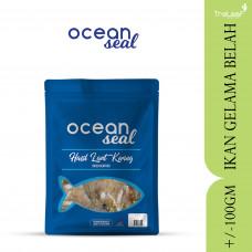 OCEAN SEAL IKAN GELAMA BELAH (+/-100GM)