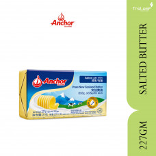 ANCHOR SALTED BUTTER 227GM