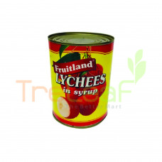 FRUITLAND LYCHEES IN SYRUP (565G)