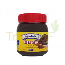 GARDENIA DELICIA MILKY CHOCOLATE SPREAD 375GM