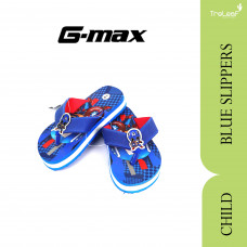 GMAX SLIPPERS FOR CHILDRENS BLUE