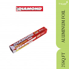 DIAMOND ALUMINIUM 25SQ.FT  RM5.90