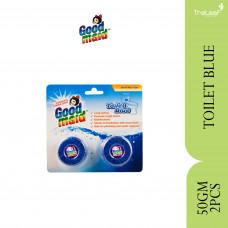 GOOD MAID TOILET BLUE (50GMX2)