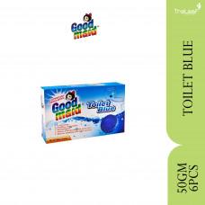 GOOD MAID TOILET BLUE (50GMX6)