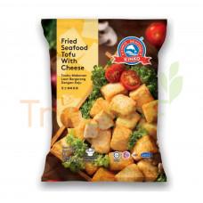 KINKO FRIED SEAFOOD TOFU WITH CHEESE