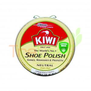 KIWI SHOE POLISH NEUTRAL (45ML)