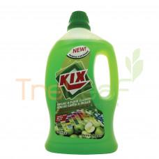 KIX FLOOR CLEANER GREEN APPLE (2L)