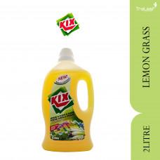 KIX FLOOR CLEANER LEMON GRASS 2L