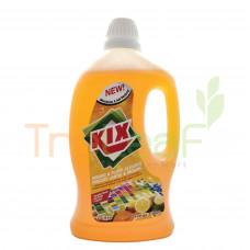 KIX FLOOR CLEANER ORANGE CITRUS (2L)