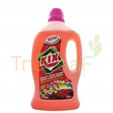 KIX FLOOR CLEANER ROSE (2L)