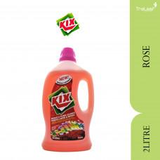 KIX FLOOR CLEANER ROSE 2L
