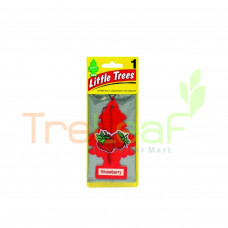 LITTLE TREE CAR FRESHENER STRAWBERRY